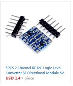 Módulo MAX485 RS-485 TTL a RS485 módulo convertidor MAX485CSA para arduino Diy Kit