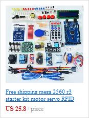 Envío Gratis 4WD Smart Robot Kits de Chasis de coche para arduino con codificador de velocidad nuevo