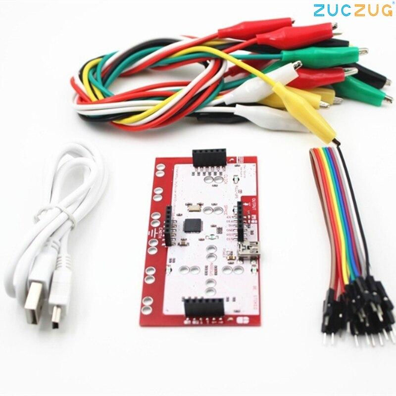 140 unids/lote U Shape Shield cable de puente de placa de pruebas sin soldadura Kit de cables para Arduino la mejor calidad