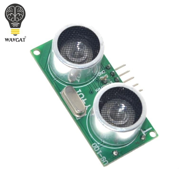 Envío Gratis Mega 2560 r3 para arduino kit + HC-SR04 + protoboard cable + módulo de relé + W5100 shield uno + LCD 1602 protector de teclado