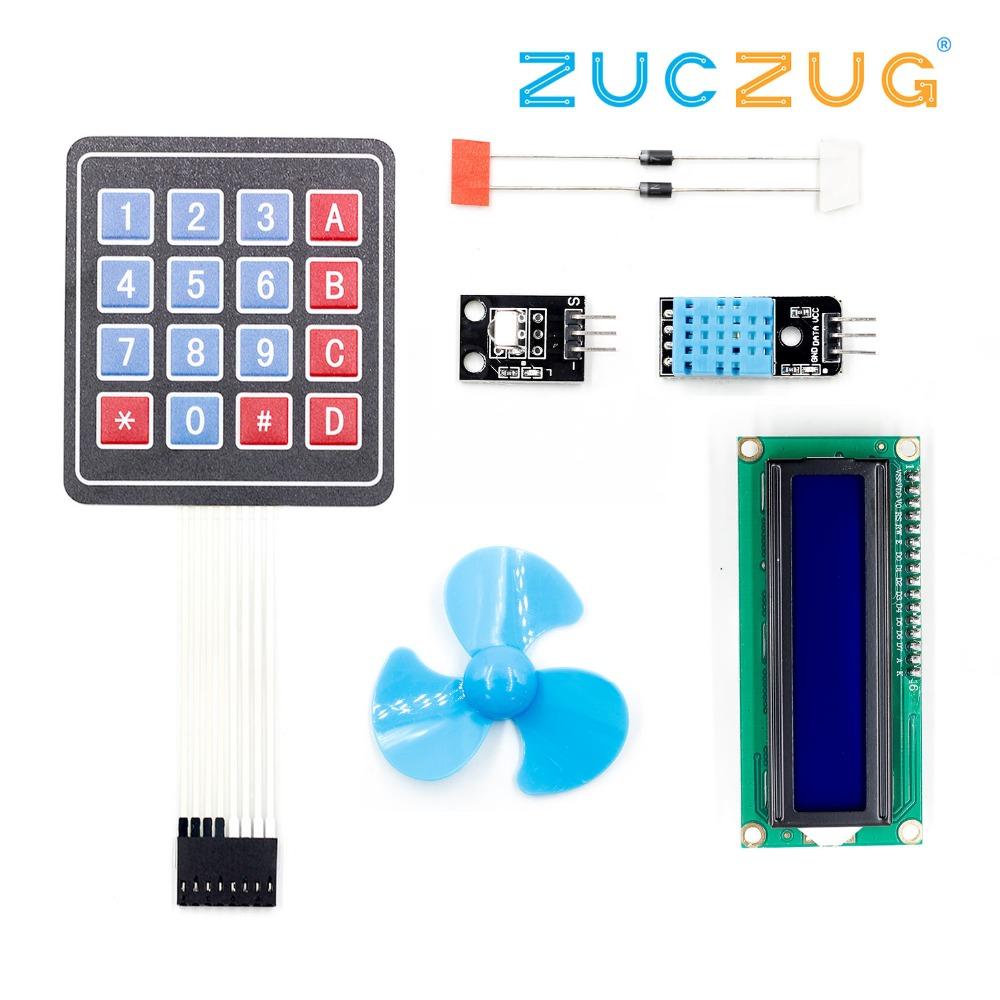 Super Starter Kit para Arduino UNO R3